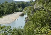 Pêche en riviere
