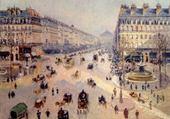 Peinture de Camille Pissaro
