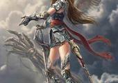 Angel Knight Of The Rune