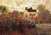 Puzzle peinture Claude Monet