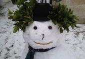 bonhomme de neige 2012