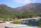 Puzzle La plage de Girolata (Corse)