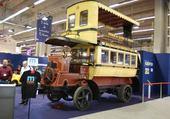 Omnibus à impériale motorisé