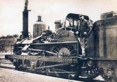 Locomotive Crampton 1850