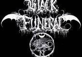 Puzzle Black funeral
