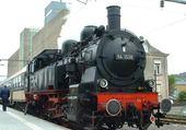 Locomotive Eifel-Dampfolok