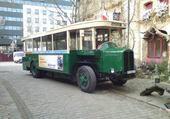 Puzzle autobus parisien