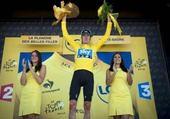 Bradley wyggins maillot jaune