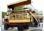 Puzzle Autobus parisien à impériale