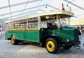 Puzzle Bus parisien d'avant guerre