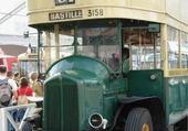 Bus parisien 1940