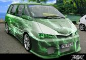 voiture tuning