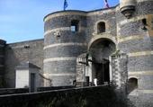 Puzzle Le château d'ANGERS