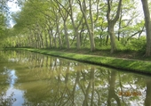 CANAL DU MIDI RELFETS