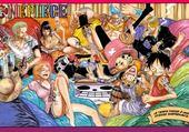 One Piece color
