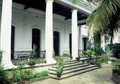 porche maison coloniale
