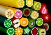 Fruits fimo