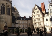 Place Freppel, Angers