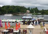 Le lac des Settons dans la Nièvre