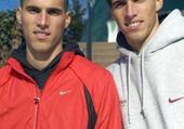 Les frères Borlée