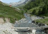 Aigue Agnelle -Hautes Alpes