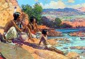 Indiens sous le soleil