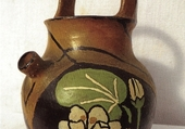 Pot décoré de Vendat