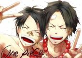 One Piece - Ace & Luffy