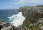 Puzzle Playa des las cuevas - Asturias