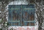 Fenêtre abandonnée