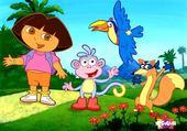 Dora ( Salma )