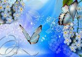 Puzzle les ange bleu