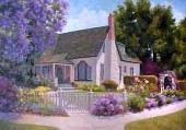la beauté des maisons