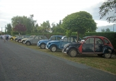 2 CV club en 2008