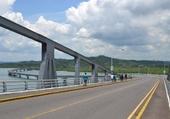 Pont Leyte/Samar/Philippines