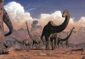 Puzzle Séismosaurus