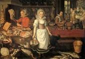 Puzzle Anonyme ou P. Cornelisz van Rick