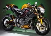 Benelli cafe racer