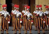gardes suisses du Vatican