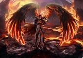 Puzzle l'ange et le Guerrier