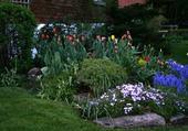 coin de jardin