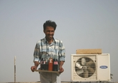 service en Inde