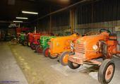 tracteur hangar