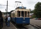 un vieux tram