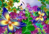papillons psyché