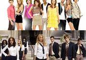 Puzzle gossip girl vs 90210