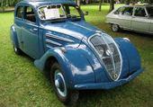 Peugeot 302 1936-1938