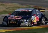 Audi A4 Red Bull DTM