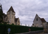 Puzzle chateau des milandes