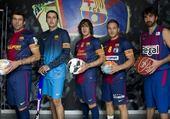 les capitaines du fc barcelone